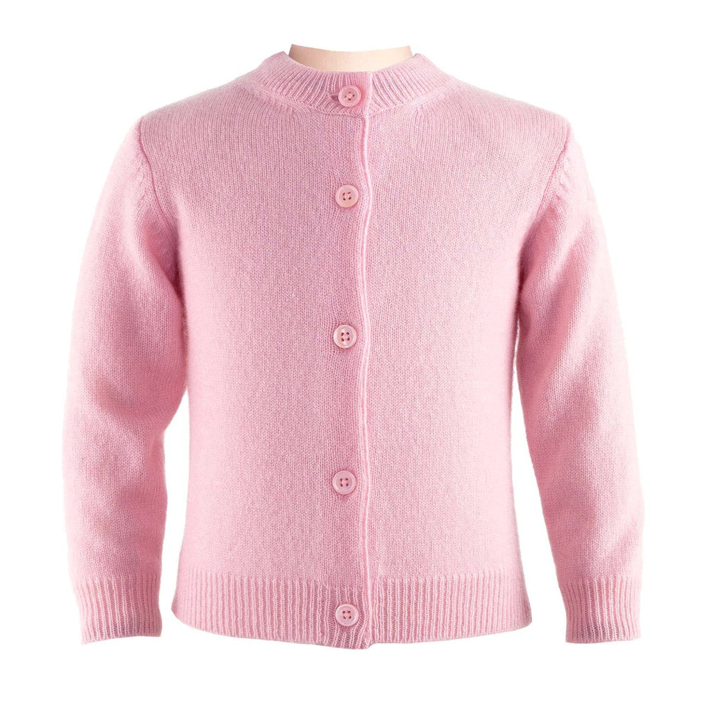Cashmere Cardigan (Pink)