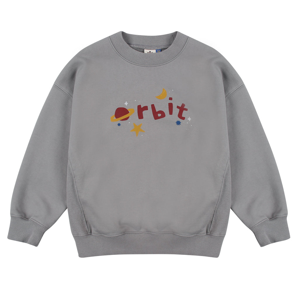 Orbit Sweatshirt - Happy Milk
