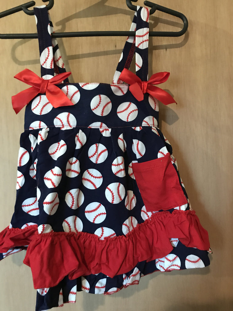 Kids Bloomer Set
