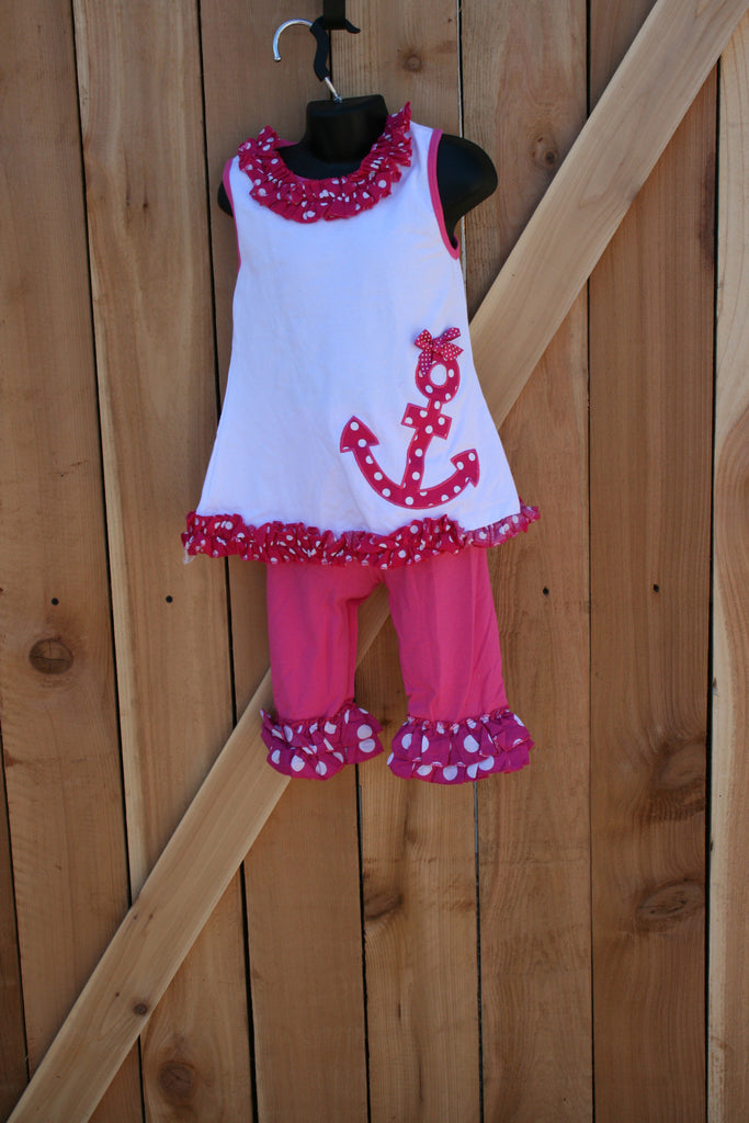 Kids Capri Set
