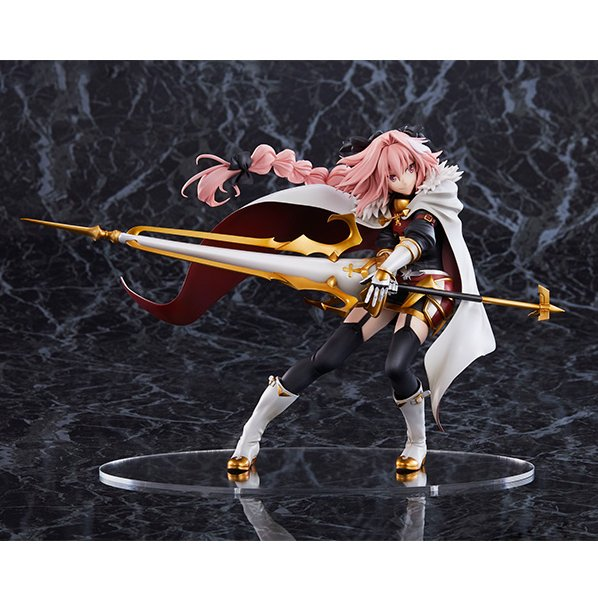 Fate/Apocrypha Rider of Black Astolfo The Great Holy Grail War