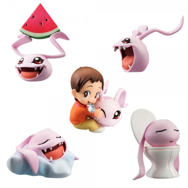 Digimon Adventure: Coro-Colle Premium Trading Figures