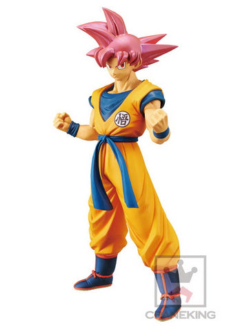 Dragon Ball Super Movie Super Saiyan God Son Gokou