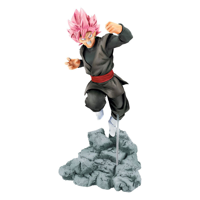 Dragon Ball Super SoulXSoul Super Saiyan Rose Gokou Black