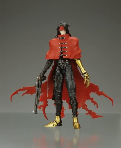 Final Fantasy VII Advent Children Play Arts Vincent Valentine