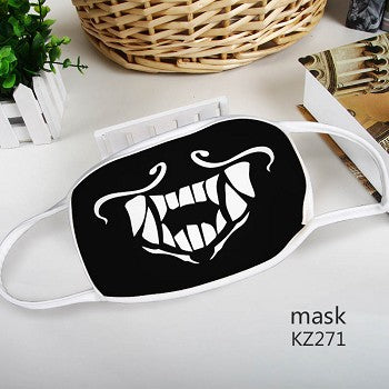 Oni Face Mask