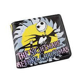 The Nightmare Before Christmas Short Wallet