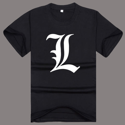 Death Note L T-Shirt
