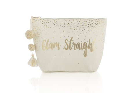 Glam Straight Cosmetic Bag