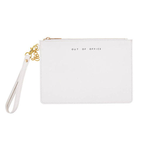 Out of Office Wristlet