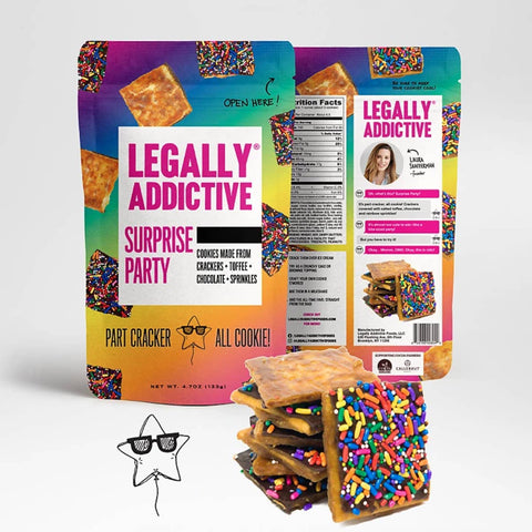 Legally Addictive - Surprise Parties