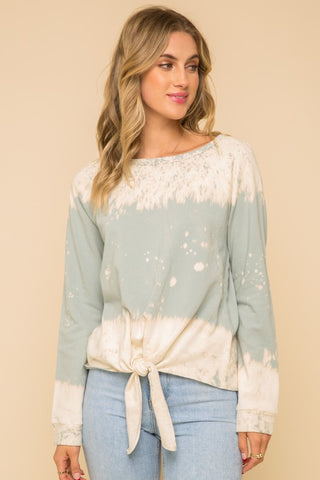 The Kendra Top (AVAILABLE: lg )