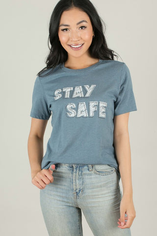 The Stay Safe Top