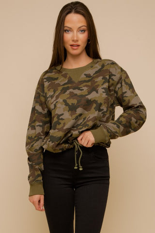 The Lainey Top (Sizes Sm-Lg)