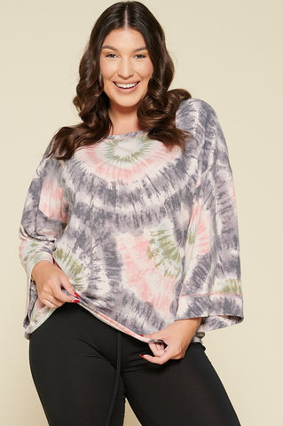 The Nattie Top (Sizes 1x-3x)