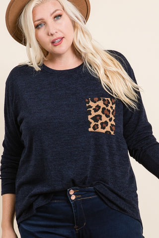 The Merilee Top (Sizes 1x-3x)