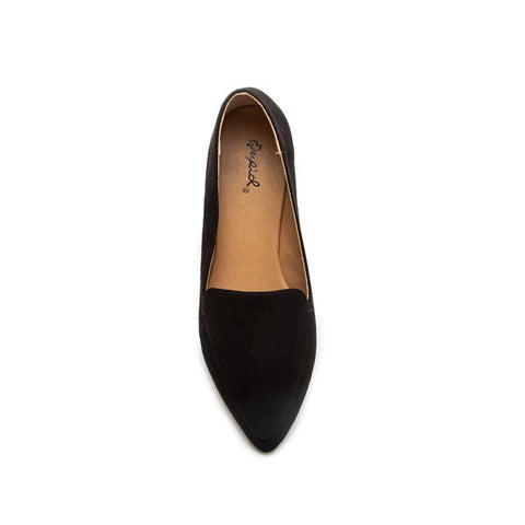 The Bally Loafers - Black