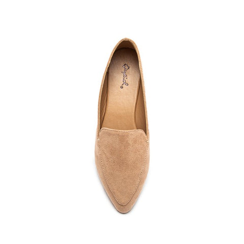 The Bally Loafers - Warm Taupe