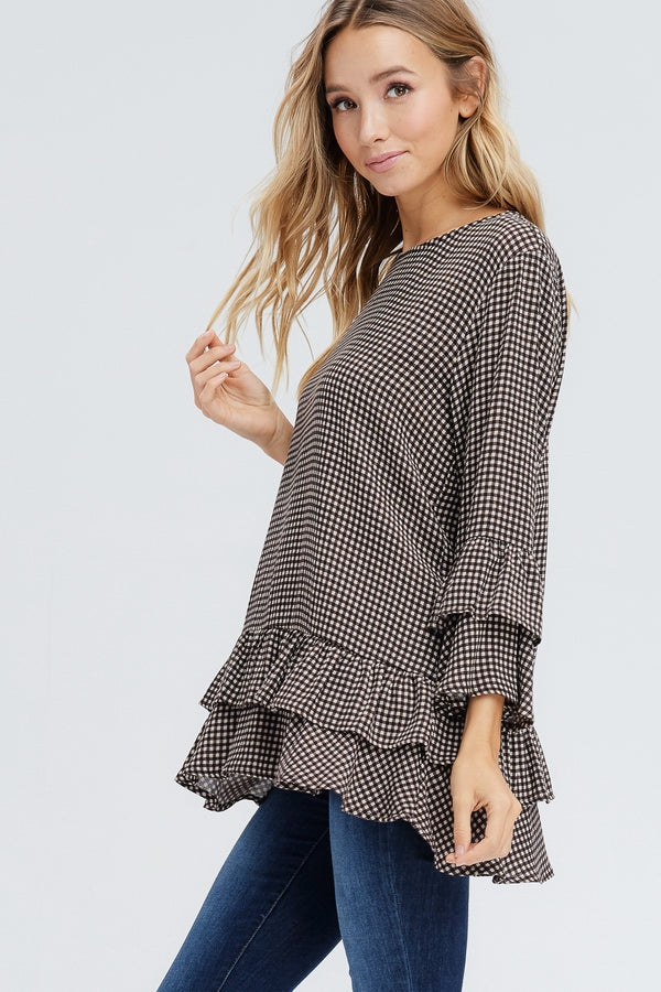 The Natalie Top