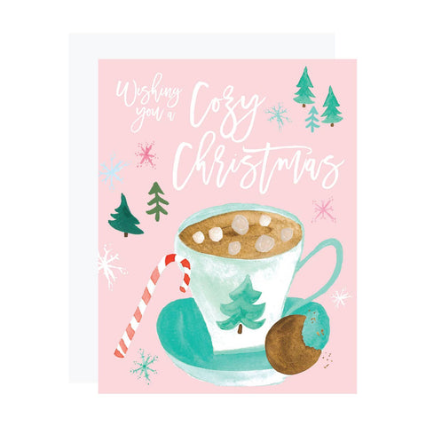 Wishing you a Cozy Christmas Cards - Box of 6