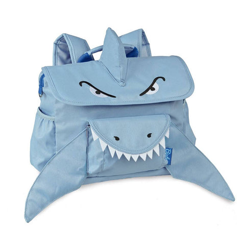 Small Shark Backpack