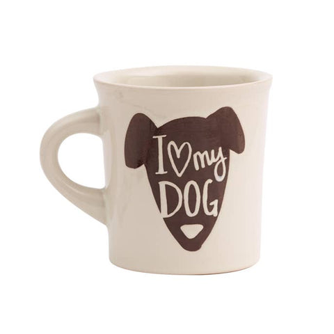 Cuppa This, Cuppa That Mug - I Love My Dog