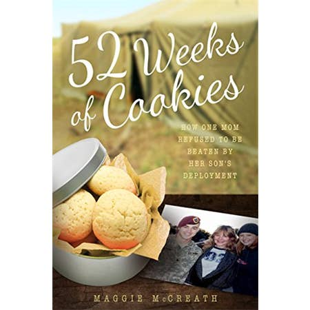 52 Weeks of Cookies Book