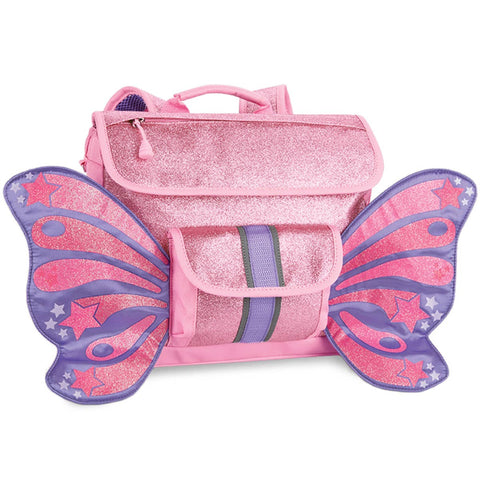Small Sparkly Butterfly Backpack