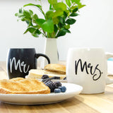 Mr. and Mrs. Mugs