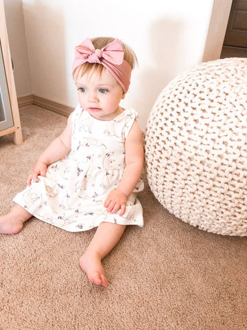 The Piper Dress and Bloomer Set