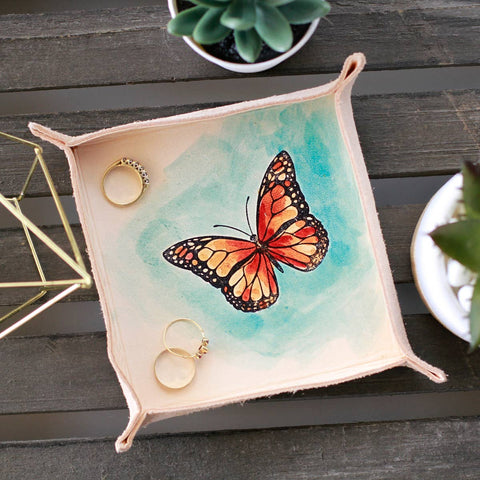 Butterfly Valet Dish