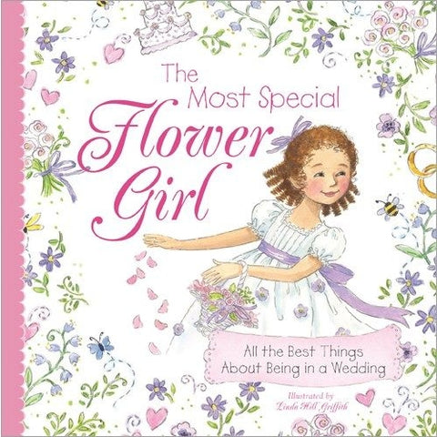 The Most Special Flower Girl Book
