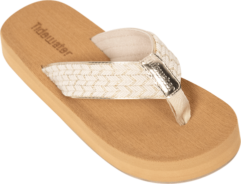 The Seersucker Sandal