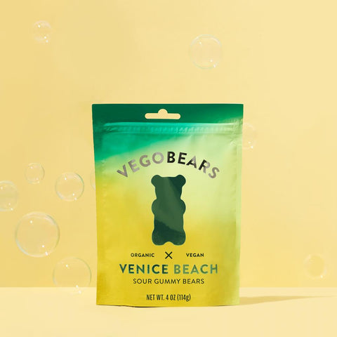 Candy People - Venice Beach Sour Candy Gummy 4oz