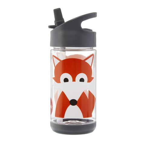 3 Sprouts Fox Water Bottle