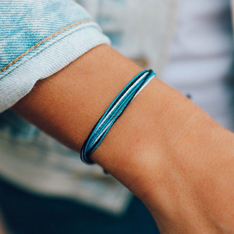 Pura Vida Bracelets - NEGU: Never Ever Give Up