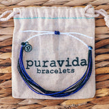 Pura Vida Bracelets - Lung Cancer Awareness