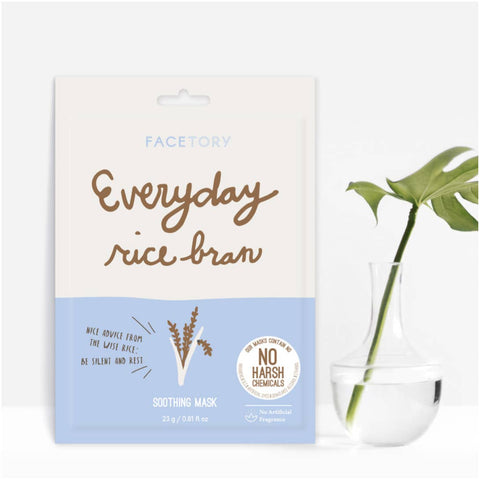 Everyday, Rice Bran Soothing Mask