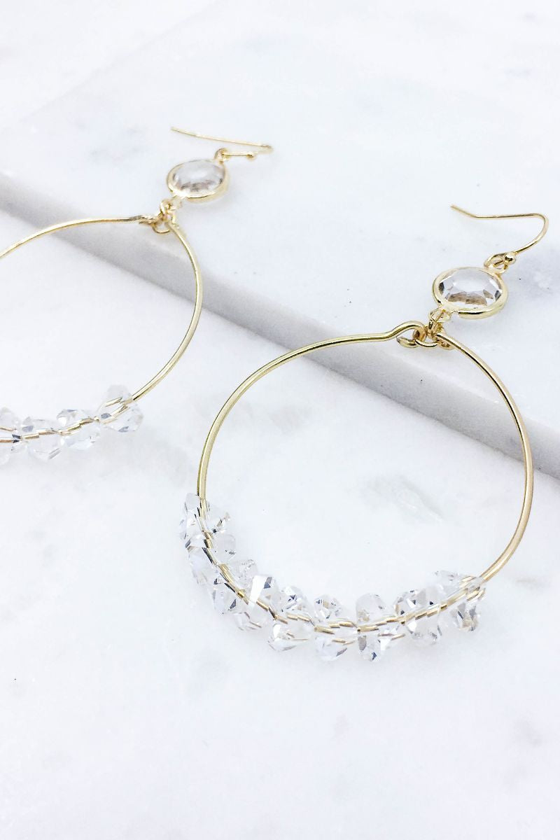 The Oxford Earrings