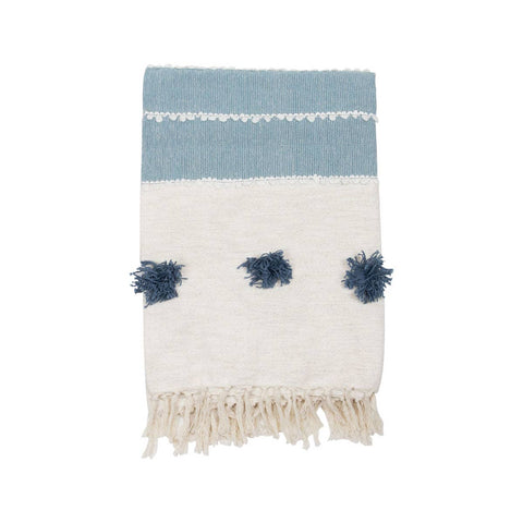 Handwoven Edie Throw