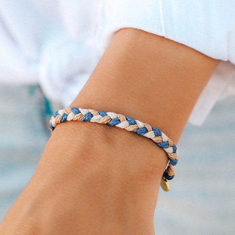Pura Vida Bracelets - Multi Braided Happy Trails