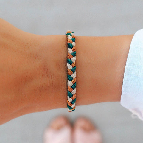 Pura Vida Bracelets - Multi Braided Peak