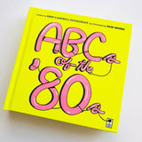 ABCs of the '80s Book