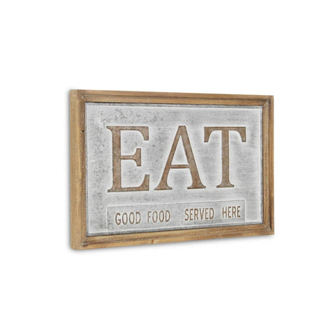 Country Style Eat Wall Decor