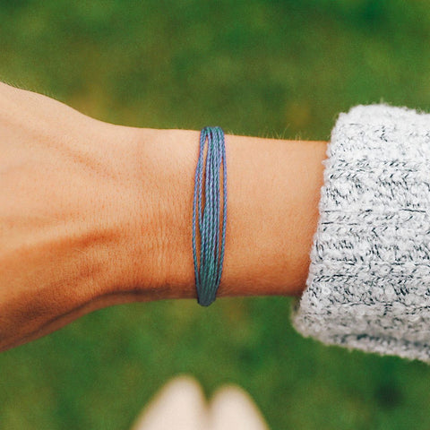 Pura Vida Bracelets - Anxiety Disorder Awareness