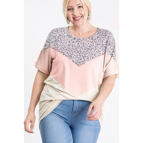 The Koryn Top - 1X-3X
