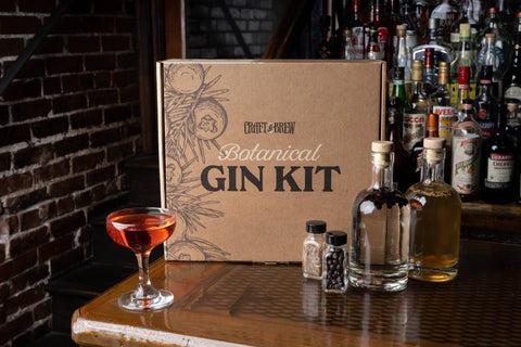 Botanical Gin Making Starter Kit