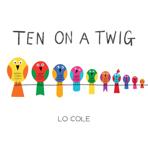 Ten on a Twig Book