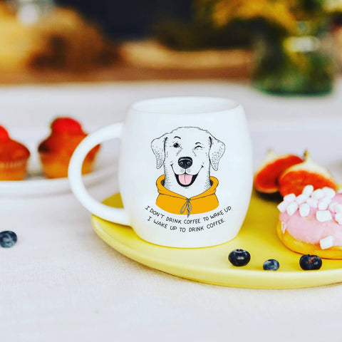 Friendly Labrador Mug