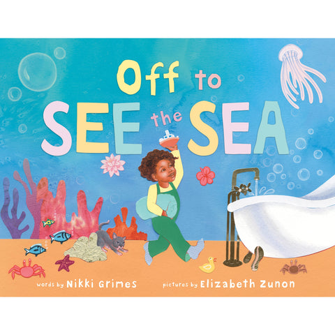 Off to See the Sea Book